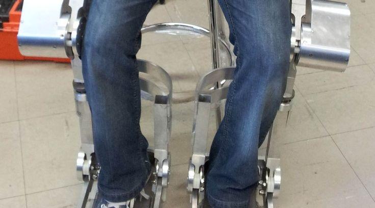 Crean exoesqueleto en UNAM para lesionados – Ser Médico
