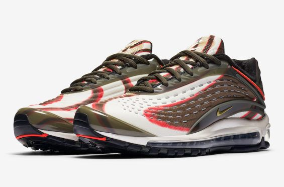 An Official Look At The Nike Air Max Deluxe Sequoia Recently unveiled as  one of the 5aa2240f3