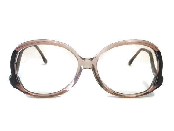 Vintage Oversized Elizabeth Arden 18 Frames by by InFrameEyewear