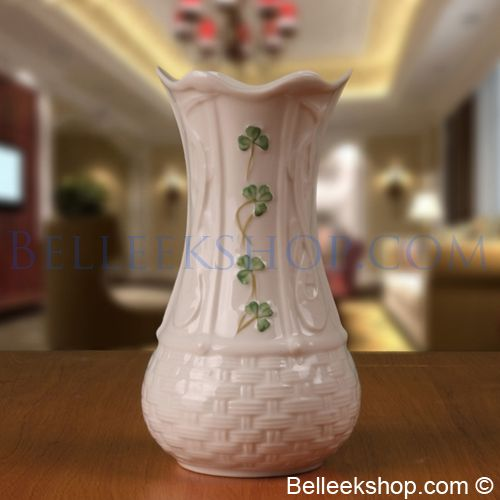 "Belleek Kells 7"" Mini Vase 