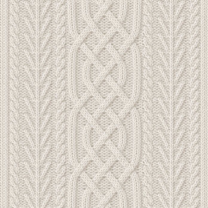 Aran Cable Knit Design Free Stitch. More great patterns like this: Cable Diamond Shape Panel Braid in Waves Knitting Stitch Hourglass cable panel Wonky cable knitting stitch pattern