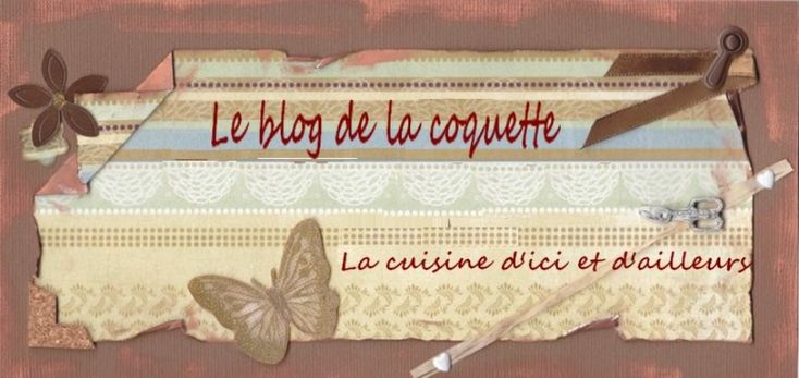La cuisine de la Coquette