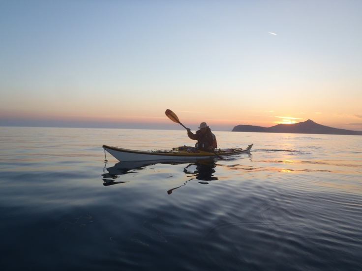 Five days sea kayaking the Pembrokeshire Classics and six nights self catering accommodation accommodation in the heart of Fishguard, the hub of North Pembrokeshire, West Wales, UK. £657