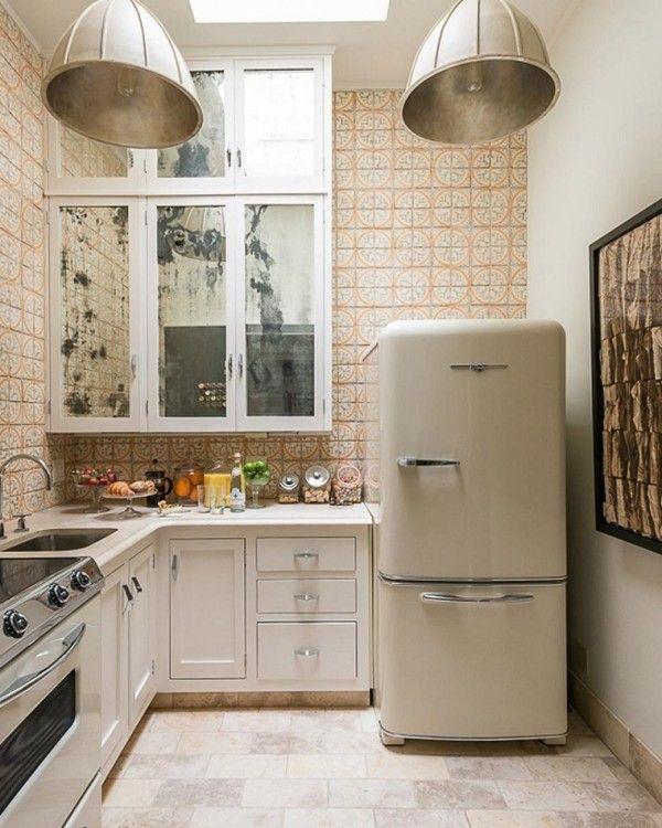 Över 1000 idéer om Cocinas Pequeñas Y Modernas på Pinterest