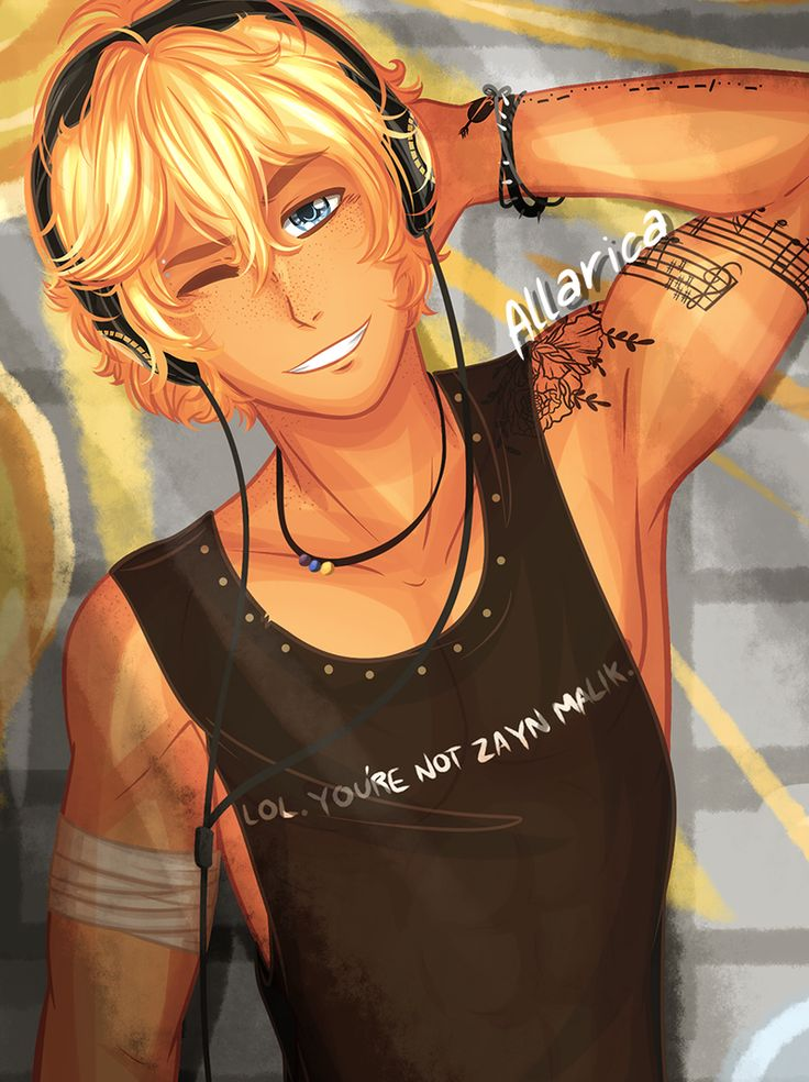 Punk Will Solace by allarica, THIS IS AWESOME
