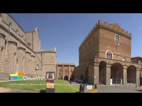 Palazzo Soliano audio guide English, Orvieto Umbria - Orvietoviva.com