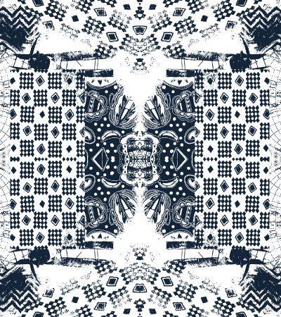 Pattern-desert-illustration