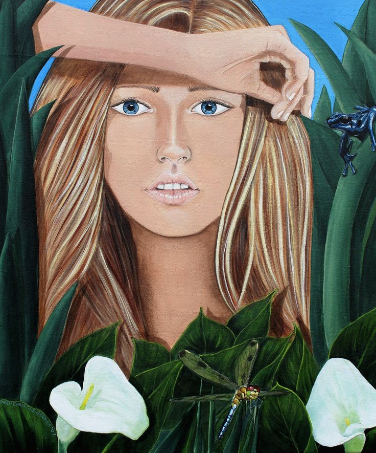 Cala Original artwork on canvas