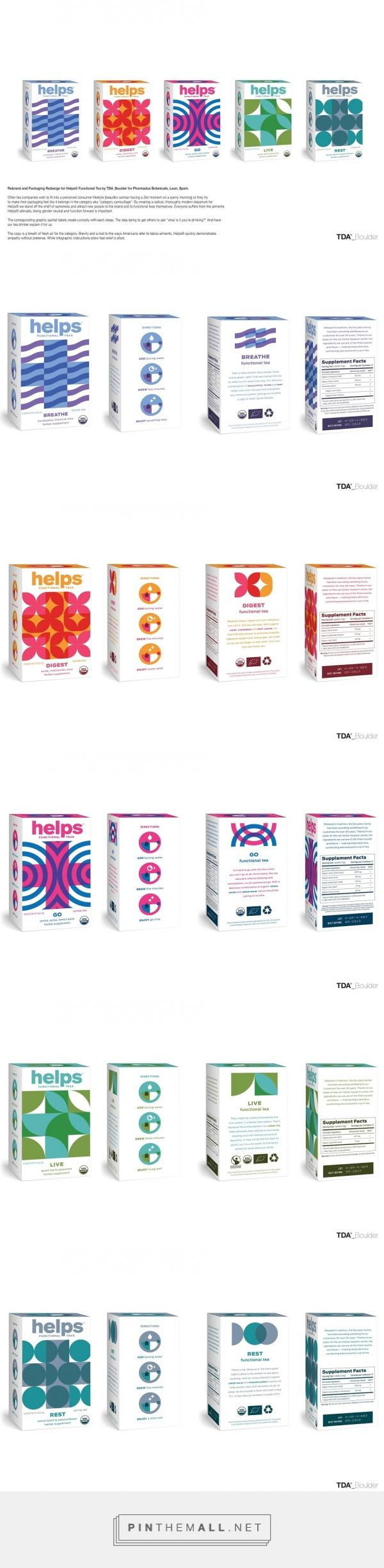 Helps Tea - Packaging of the World - Creative Package Design Gallery - http://www.packagingoftheworld.com/2016/05/helps-tea.html