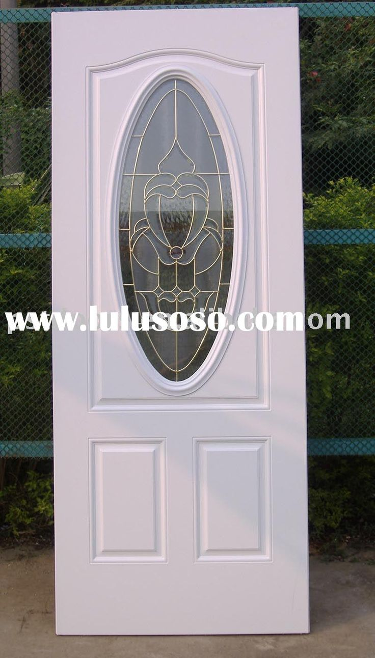 Best 25 entry doors with glass ideas on pinterest front - Exterior wood front doors with glass ...