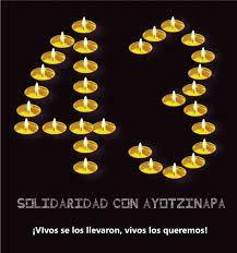 Caminos del viento: Ayotzinapa.Rabia digna. Galeano.