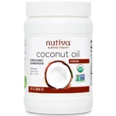Nutiva Aceite de coco Prensado en frio Virgin  858ml Bogota