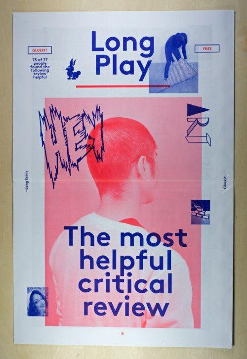 Long Play Newspaper, 2013