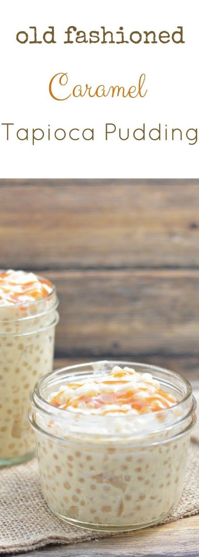 Classic Tapioca Pudding Recipe — Dishmaps
