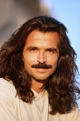 Top of my bucket list below Dubai.To see Yanni in concert ! Have all of his cd's . <3