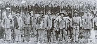 """An important historical event in Colombia is 1899-1903- """"The War of the Thousand Days"""". The war was fought between Liberals and Conservatives. 120,000 people die. Panama breaks away and becomes independent."""
