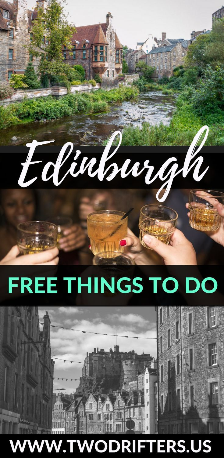 Looking for free things to do in Edinburgh? Exploring Edinburgh on a budget is easy! Here are 10 great things to do for free in Scotland's capital. ******************************************************************************** Edinburgh Scotland | Edinb