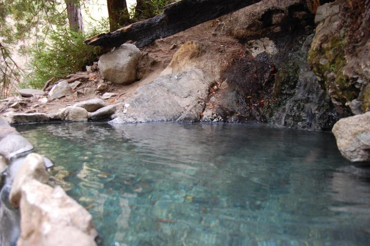 The 5 Best Hot Springs (That You Can Camp At) in Northern California