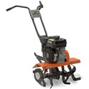 The Ariens 902032 front tine garden tiller features a high performance, 169cc Subaru 4-cycle engine. You'll be able to weed in between garden rows and around landscaping, as well as preparing softer soils for new planting. The controls are easy to operate and comfortably positioned to enhance maneuverability, and help reduce fatigue even if you spend all-day tackling tough landscaping chores.