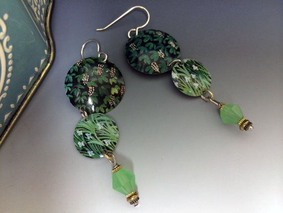 Green Green and more Green  from a pretty by SusanParrishArt
