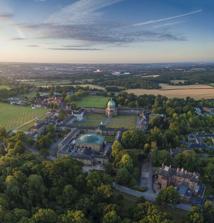 Haileybury College at Dawn by Nigel Lomas on 500px