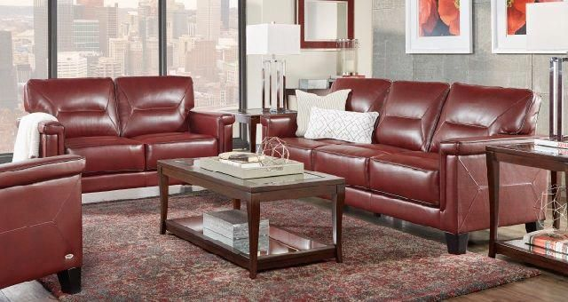 Leather Sofas Rooms To Go Furniture