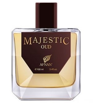 Majestic Oud Afnan Perfumes for men