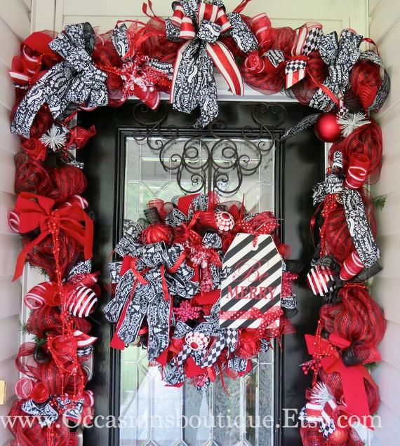 Pin On Door Decor Wreaths