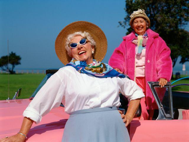 Las mejores frases y citas sobre la risa - Parte 2: Imagen © Cohen-Ostrow/Getty Images