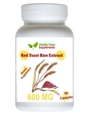Red Yeast Extract  Promotes Heart Health*  Supports Energy Production*  #redyeastriceextract
