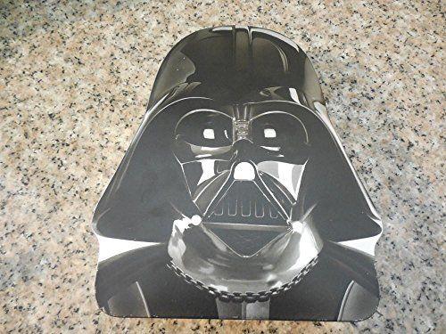 New Star Wars Darth Vader Head T-Shirt in Tin Gift Box Black //Price: $12 & FREE Shipping //     #starwarsmeme