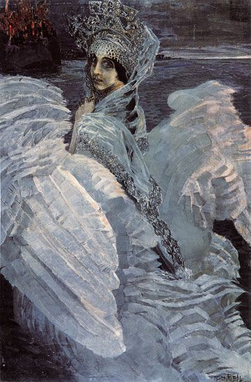 Mikhail Vrubel, Swan Princess