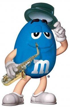 Blue & his Sax