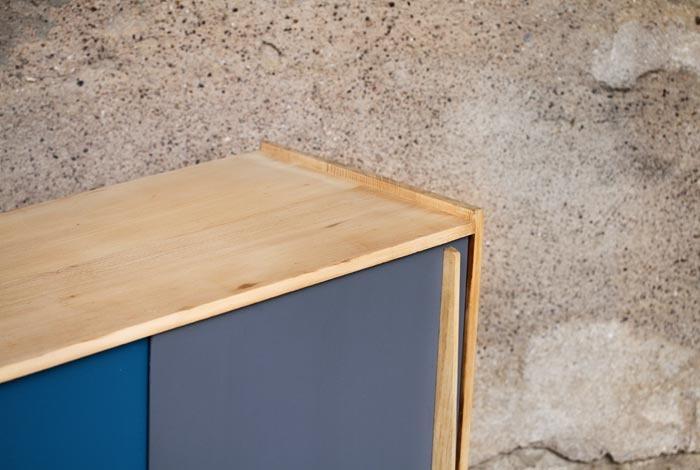 les 13 meilleures images du tableau penderie secretaire 1970 sur pinterest meuble vintage. Black Bedroom Furniture Sets. Home Design Ideas