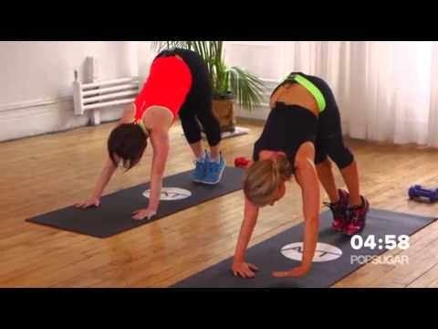 Anna Kaiser AKT in Motion 10 Minutes Abs Workout - YouTube