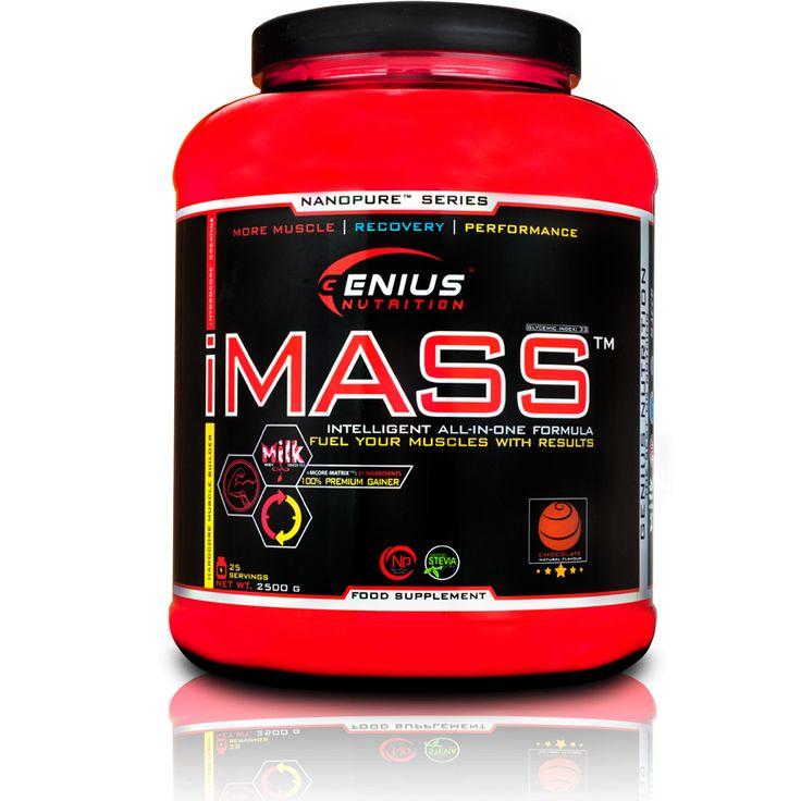 iMass™ este un produs revolutionar de ultima generatie cu cele mai puternice ingrediente all-in-one, care actioneaza sinergic pentru a spori recuperarea, forta, masa musculara si performantele! Este realizat din cele mai puternice ingrediente, in doze precise, pentru un impact puternic asupra masei musculare, fortei si performantei cum nu ai mai vazut pana acum.  Puterea iMass™ reprezinta o balanta ideala intre proteine din zer organica iWhey Fusion, care provine de la vacute fericite…