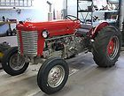 1956 Tractor-Massey Ferguson 50