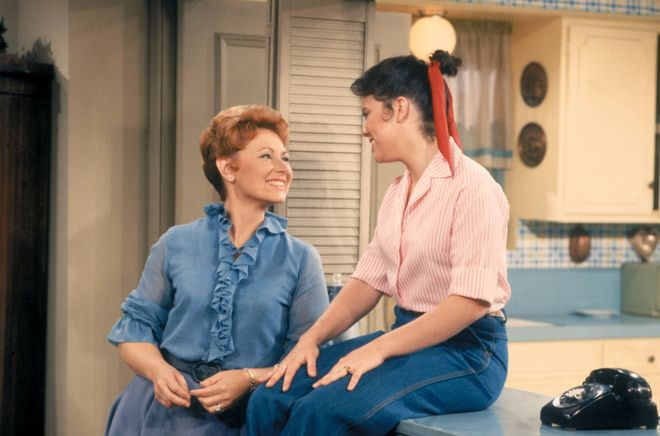 Marion was the matriarch of the Cunningham family and it is impossible to imagine the show without her.  She was the mother of Richie and Joanie, and one of the sweetest and most good-natured characters in TV history.