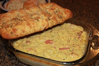 Gumbo dip...I've lived in Louisiana all my life and never heard of this dip...sounds delicious...gotta try it!