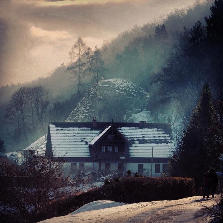 Ojców   Center of Ojcow Village in Ojcow National Park - www.ojcow.pl
