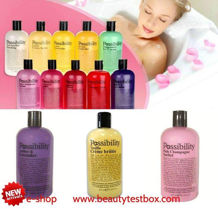 #Possibility πολυχρηστικό αφρόλουτρο με πρωτοποριακή φόρμουλα 3 σε 1. #showergel #shampoo #bubblebath Κατάλληλο για όλη την οικογένεια.Σε υπέροχα αρώματα που έχουν εμπνευστεί από τα αγαπημένα σας γλυκά. emoticon kiss emoticon heart See more at: http://www.beautytestbox.com/woman/proionta?manufacturer=207&brand=327_207 #beautytestbox #beautybox #beautytestboxeshop #beautybloggers #beauty #happy #new_arrivals #care #love