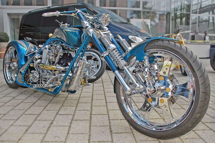 Harley Davidson choppers | Custom Harley....., choppers, harley davidson, motorcycles