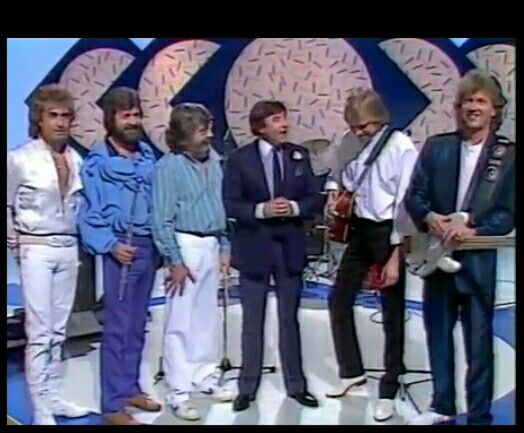 The Moody Blues December 1984 Jimmy Tarbuck show