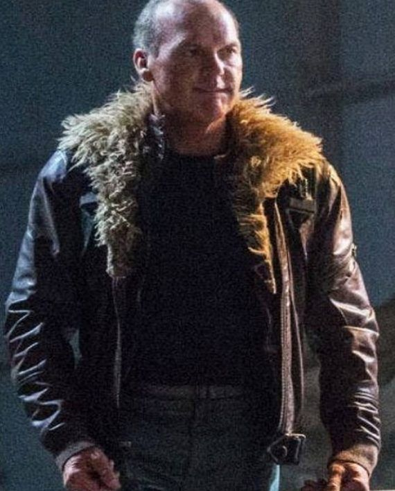 Homecoming Vulture Leather Jacket