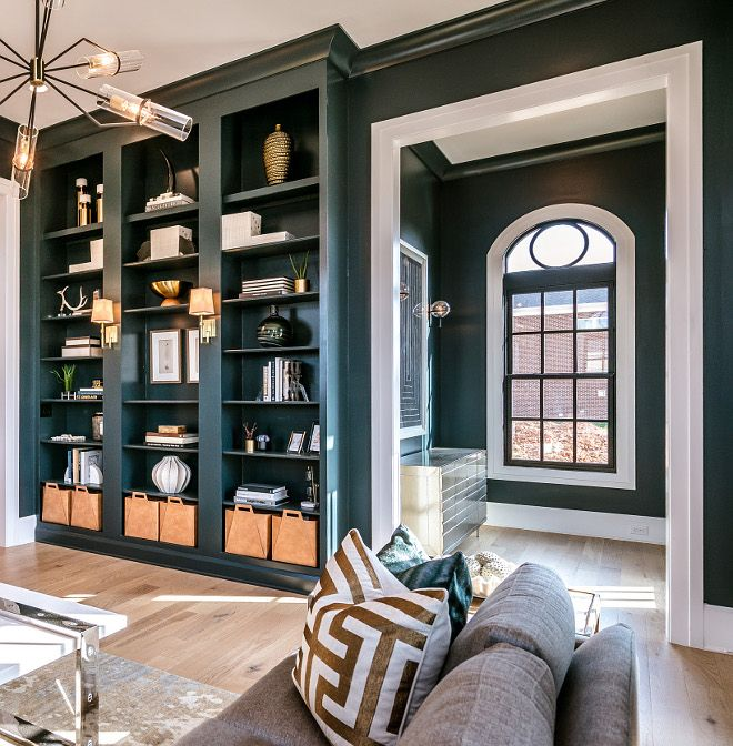 Excellent Paint Color Ppg1012 7 Black Forest Paint Color Is Part Of Home Interior And Landscaping Spoatsignezvosmurscom