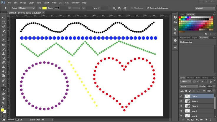 how to make lines in illustrator