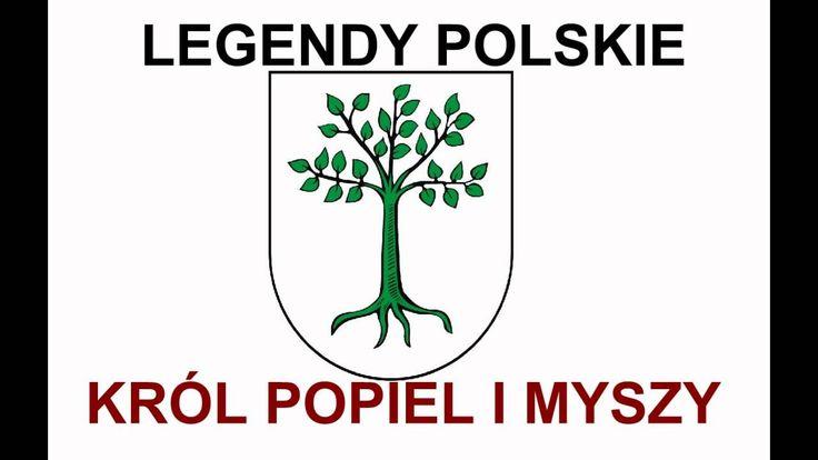 Król Popiel i myszy - legendy polskie
