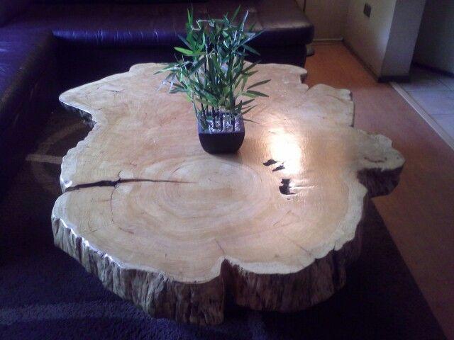 Mesa de centro madera rustica creaciones r sticas - Mesas de centro rusticas ...