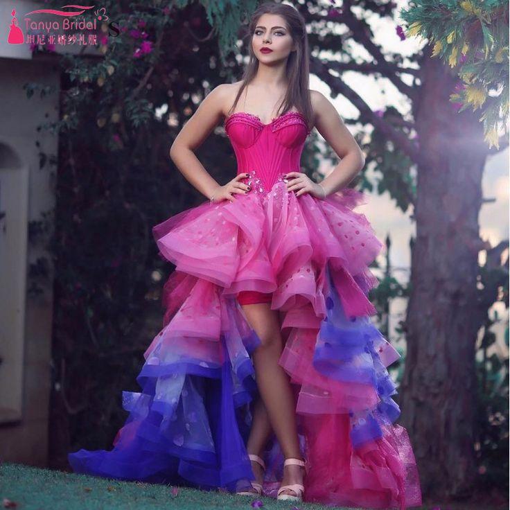 Mejores 430 imágenes de Prom Dresses en Pinterest | Vestidos de ...
