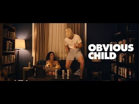 This movie looks so freaking sweet! OBVIOUS CHILD - official trailer HD